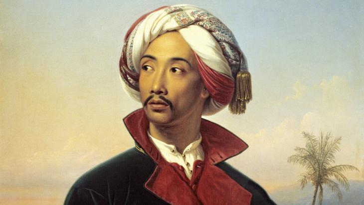 Raden Saleh (image: © Lindenau-Museum Altenburg)