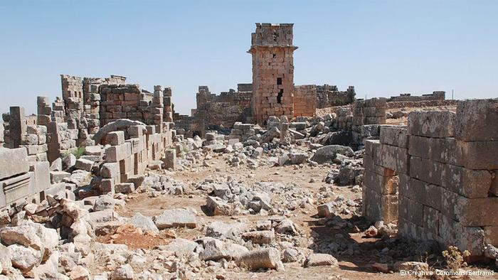 Dead Cities in northern Syria