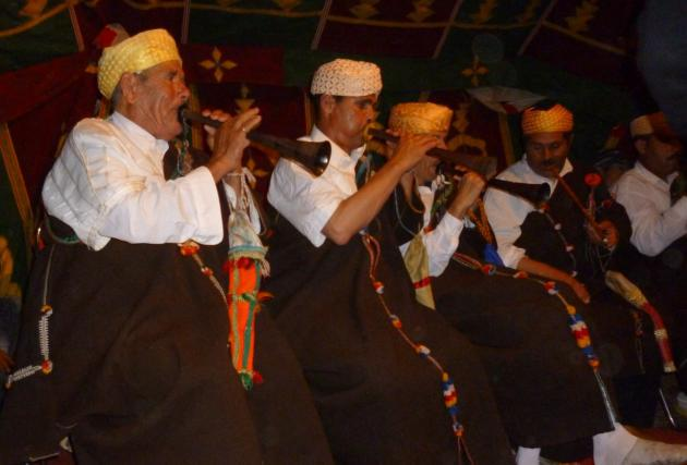The Master Musicians of Joujouka (photo: © Arian Fariborz)