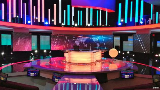 Al Bernameg studio in Cairo (photo: DW)