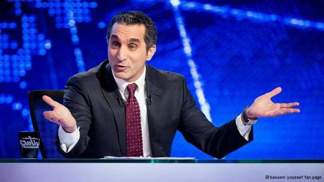 Bassem Youssef (photo: DW)