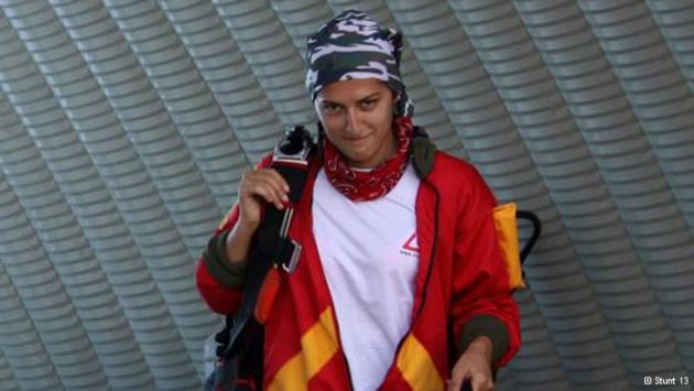 Mahsa Ahmadi (photo: Stunt 13)