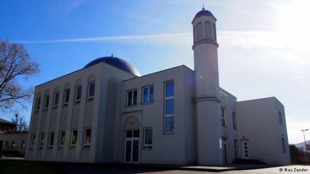 The Khadija Mosque in Berlin-Heinersdorf (photo: Max Zander)