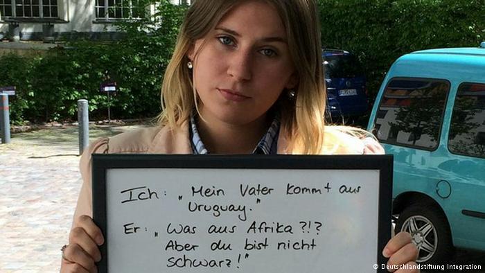 Victoria C. from Berlin (photo: © Deutschlandstiftung Integration)
