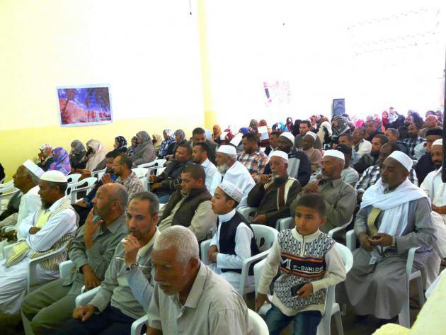 Ghadames, western Libya, November 2013 (photo: Valerie Stocker)