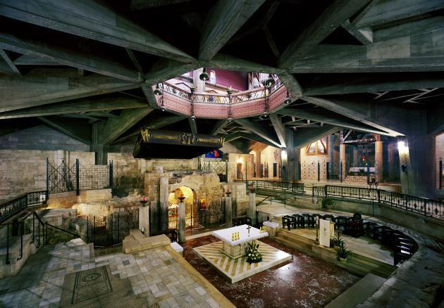 Thomas Struth, Basilica of the Annunciation, Nazareth, 2014, © Thomas Struth