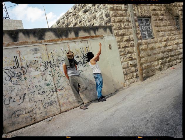 Gilles Peress, Silwan, East Jerusalem, near Ras al-Amud, 2011 (photo: © Gilles Peress)