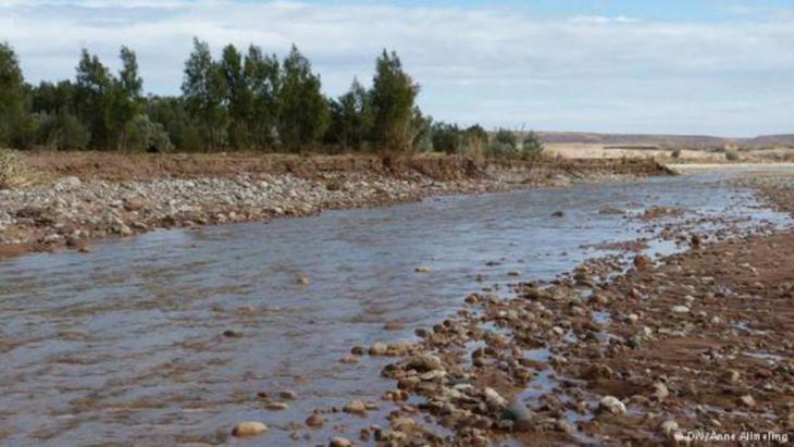 Floods, Ait-Ben-Haddou (photo: Anne Allmeling)