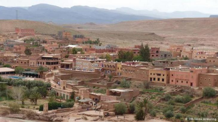 Ait-Ben-Haddou (photo: Anne Allmeling)