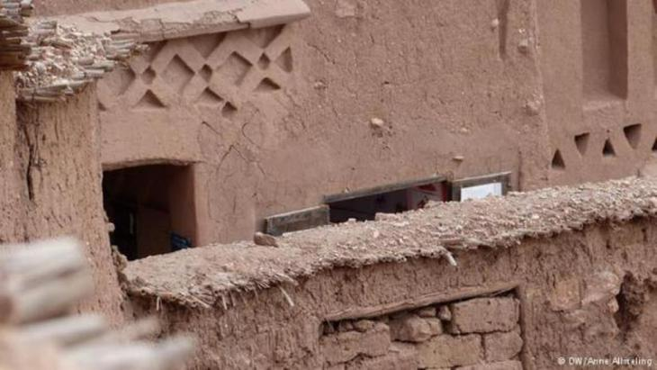 Old synagogue in Ait-Ben-Haddou (photo: Anne Allmeling)
