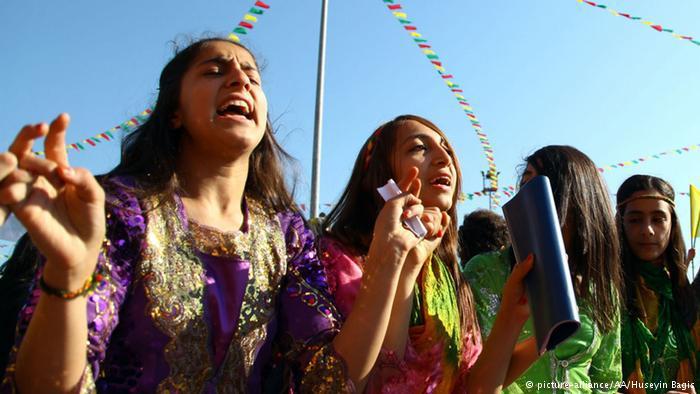 photo: picture-alliance/AA/Huseyin Bagis