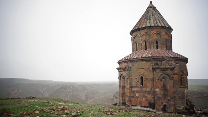 The Church of Saint Gregory, Ani (photo: DW/F. Warwick)