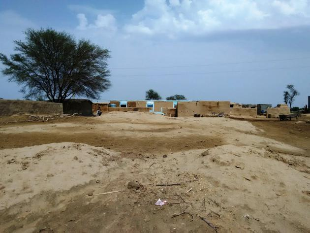 Nomadic community, Cholistan Desert (photo: Usman Mahar)
