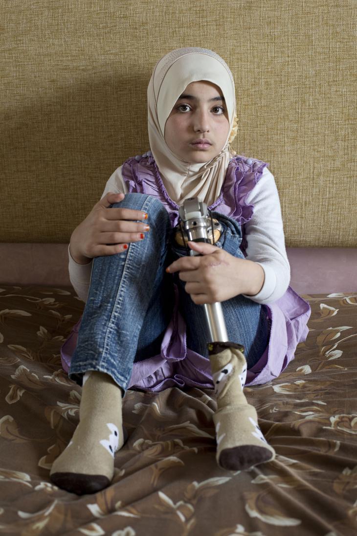 Manal, 10 (photo: Kai Wiedenhofer)