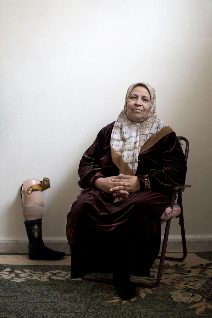 Maryam, 67  (photo: Kai Wiedenhofer)