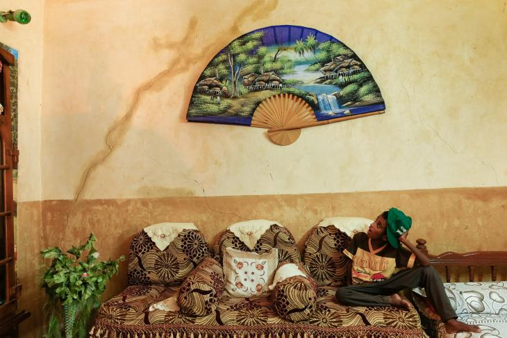 A Nubian home and the quintessential image of the Nile (photo: Maya Hautefeuille)