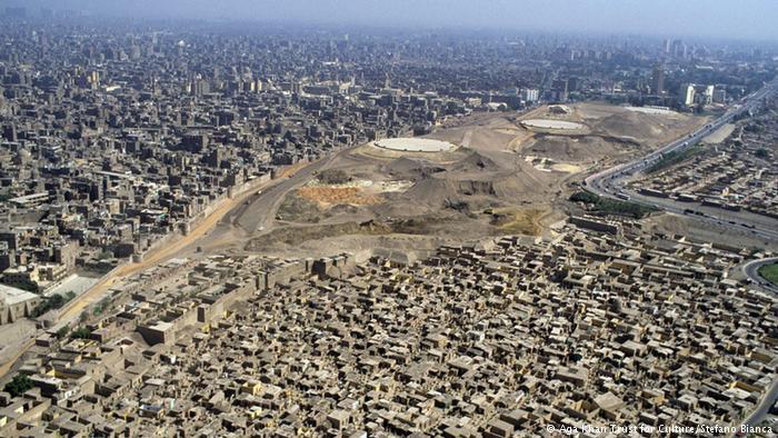 Egypt's Al-Azhar park in Cairo (photo: Aga Khan Trust for Culture/Stefano Bianca)