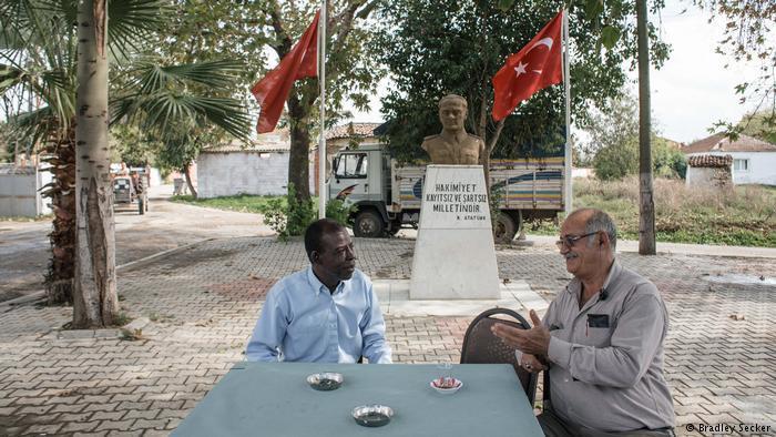 Turkey's Afro-Turkish community in Izmir (photo: Bradley Secker)