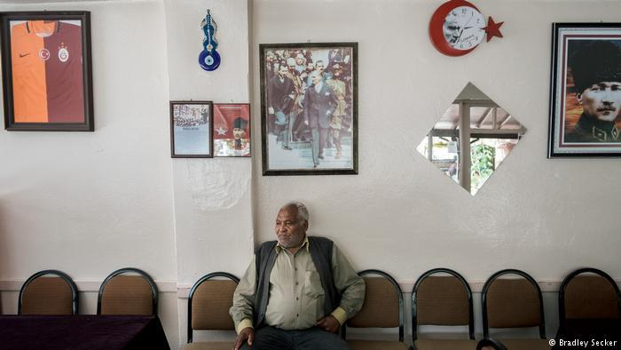 Turkey's Afro-Turkish community in Izmir (photo: Bradley Secker)