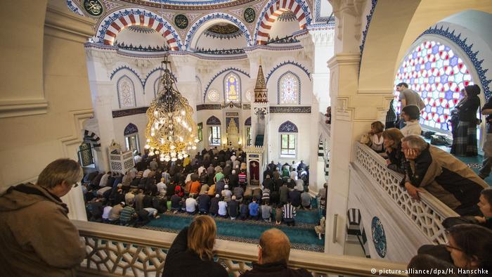 Mosque Open Day in Berlin