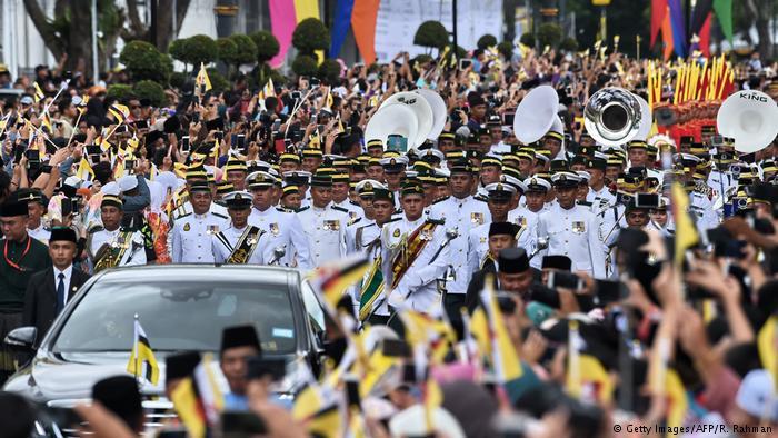 Festivities in Brunei
