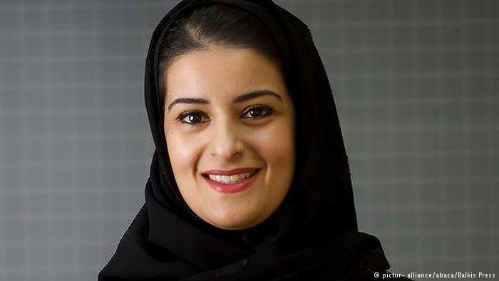 Sarah Al Suhaimi (photo: picture-alliance/abaca/Balkis Press)