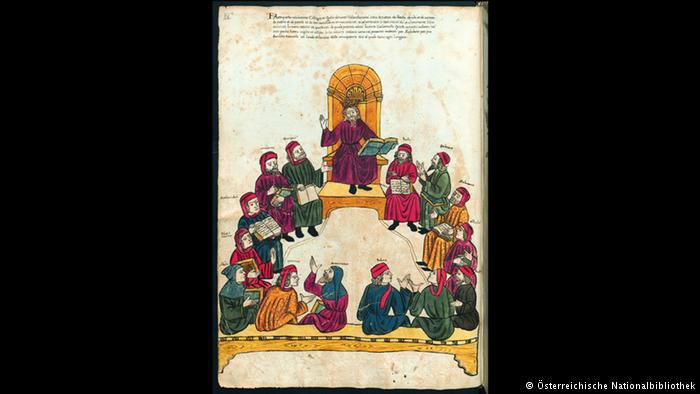 """Austrian National Library: """"Jews, Christians and Muslims: Scientific Discourse in the Middle Ages 500-1500"""" (Martin Gropius Bau, Berlin)"""