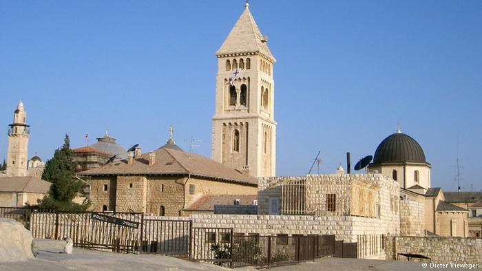 Church of the Redeemer in Jerusalem (photo: Dieter Vieweger)