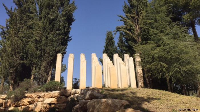 Children's Memorial at Yad Vashem, Israel (photo: DW/H. Nolte)