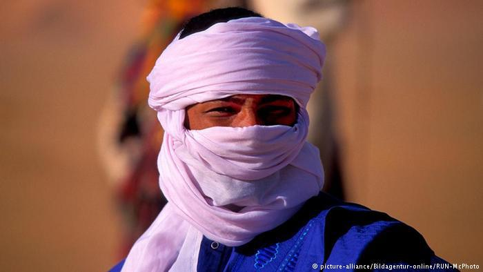 Tuareg with a turban (photo: picture-alliance/Bildagentur-online/RUN-McPhoto)