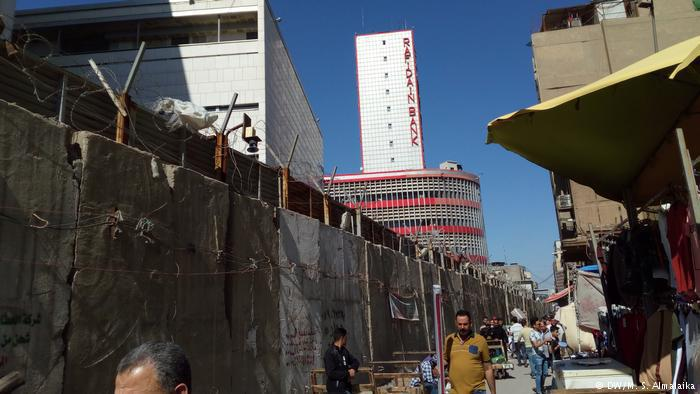(photo: DW/Mulham Al-Malaika)