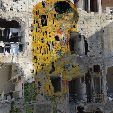 From Syria, With Love © Tammam Azzam, Don't Panic, I'm Islamic (Saqi Books 2017)