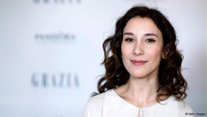 Actress Sibel Kekilli