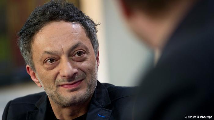Author and playwright Feridun Zaimoglu