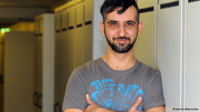 Actor, director and author Nurkan Erpulat