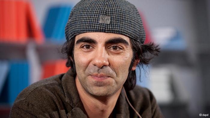 Film director Fatih Akin