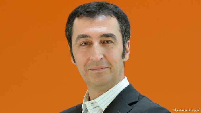 Politician Cem Ozdemir