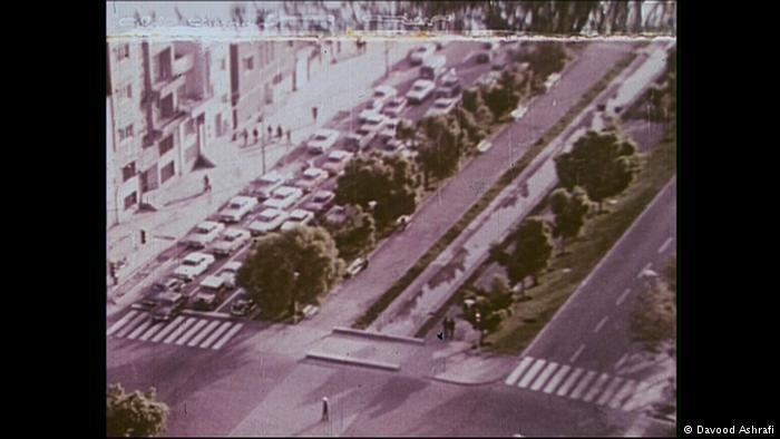 "Film still from ""The Story of Boulevard"" by Davood Ashrafi (photo: Davood Ashrafi)"