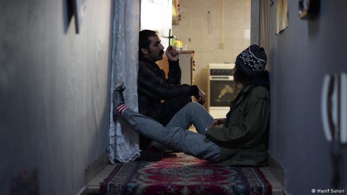 "Film still from ""Moft Abad"" by Pejman Teymourtash (photo: Hanif Sururi)"
