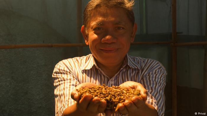 Agus Pakpahan, bio-conversion expert (photo: private)