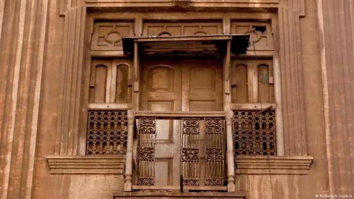 From Raj to architectural riches – crumbling colonial splendour in Karachi (photo: Reuters)