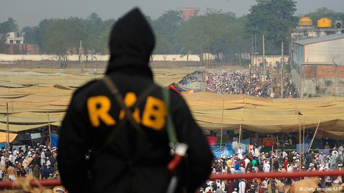 Rapid Action Battalion – RAB (photo: Getty Images/AFP)