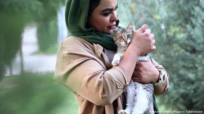 Shahareh Nobahari, Tehran, Iran (photo: Reuters/WANA/Nazanin Tabatabaee)