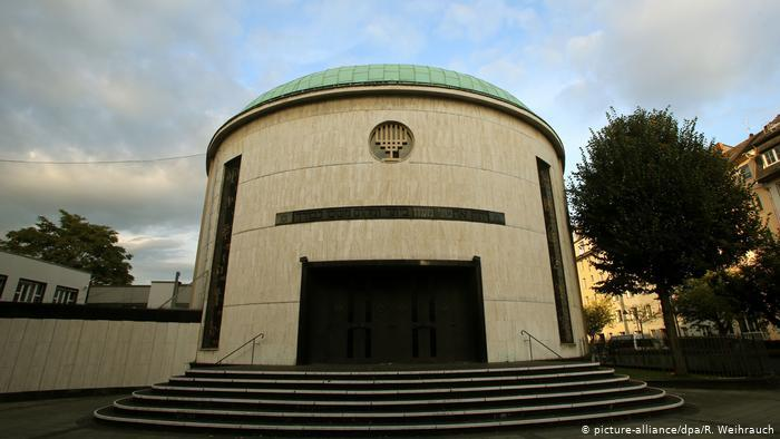 New Synagogue in Dusseldorf, Germany (photo: picture-alliance/dpa/R. Weihrauch)