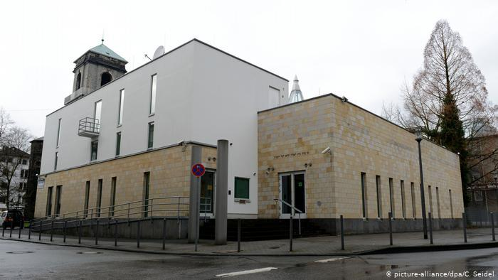 Wuppertal synagogue, Germany (photo: picture-alliance/dpa/C. Seidel)