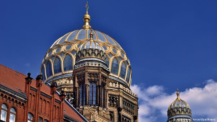 New Synagogue in Berlin, Germany (photo: picture-alliance/dpa/Avers)