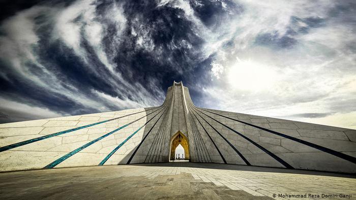 Azadi Tower in Tehran (photo: Mohammad Reza Domiri Ganji)