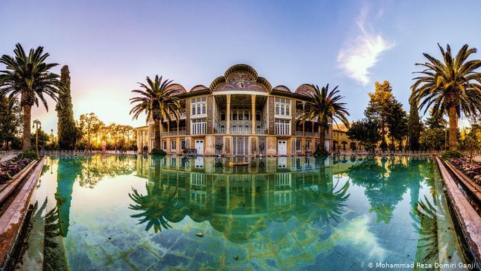 Eram Garden (photo: Mohammad Reza Domiri Ganji)