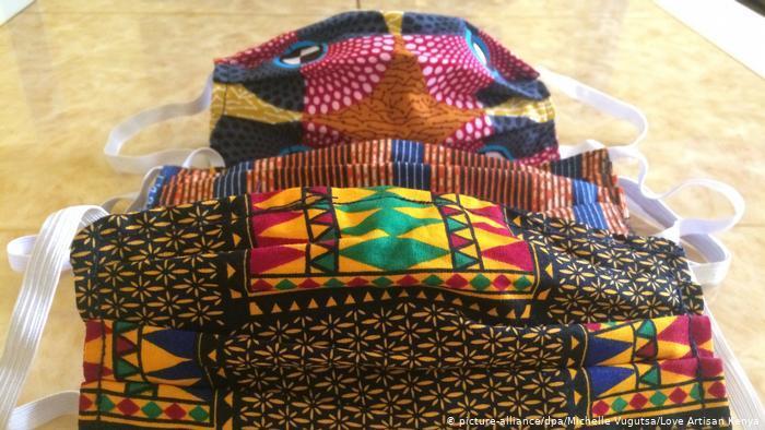 Fabric masks (photo: picture-alliance/dpa/Michelle Vugutsa/Love Artisan Kenya)