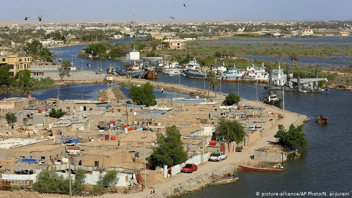 On 17 September 1980, Baghdad declared the Algiers accord null and void and demanded control of all of the Shatt al-Arab – a 200-kilometre-long river formed by the meeting of the Tigris and the Euphrates, which flows into the Gulf